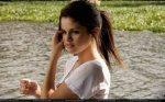Selena undressing